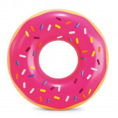 Intex Pink Frosted Donut Tube Ø99cm - (56256)