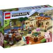 LEGO Minecraft De Illager overval - 21160