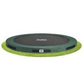 Salta Premium Ground Trampoline 396cm - Groen