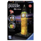 Ravensburger 3D puzzel - Big Ben Night Edition (216)