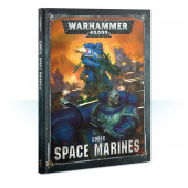 Warhammer - Hardcover Codex space Marines - engels