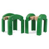 BRIO Groene spoorbrug pijlers