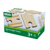 BRIO Korte Rechte Rails - 33333