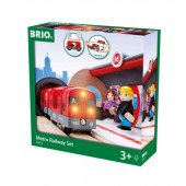BRIO Metro Treinset - 33513