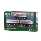 BRIO Hogesnelheidstrein met geluid
