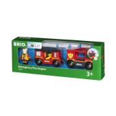 BRIO Brandweerwagen - 33811