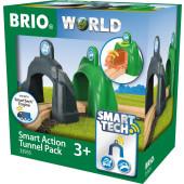 BRIO SMART Action Tunnel Set - 33935
