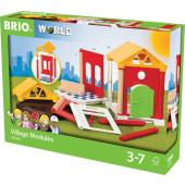 BRIO Uitbreidingsset huis