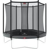 BERG Favorit 330 Grijs + Safety Net Comfort