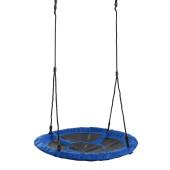 Swing King - Nestschommel Canvas Ø 98 cm - Blauw
