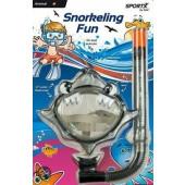 Snorkelset Sportx Haai