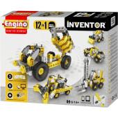 ENGINO INVENTOR Industrie 12 modellen