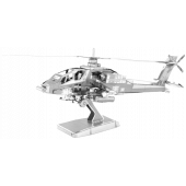 Metal earth - AH-64 Apache Helikopter