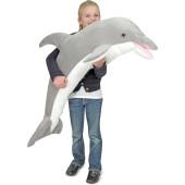 Melissa & Doug - Grote Dolfijn - Pluche