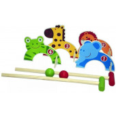 Outdoor Animal Croquet Junior