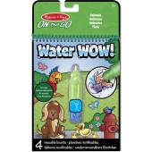 Melissa & Doug Water Wow! Herbruikbare Waterverf - Animal