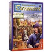 Carcassonne uitbreiding 6: Graaf, Koning en consorten