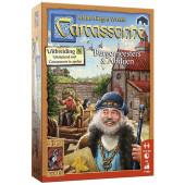 Carcassonne uitbreiding 5: Burgemeesters en Abdijen