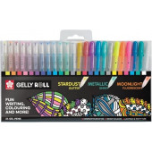 Gelly Roll Mix set 24 gelpennen