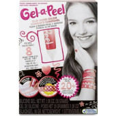 Gel-a-Peel Starter Kit- Color Change Peach-2-Maroon