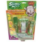 Slimy Creations - Slijm Monsters Groen