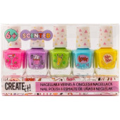 Nagellak geurend Create It 5-delig
