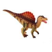 Dino Tyrannosaurus 13 Cm Bruin