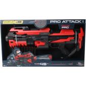 Tack Pro Attack 1 10 Darts Blaster 45 cm