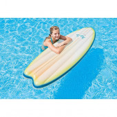 Intex Surf Up Luchtbed Wit 178x69cm - (58152)