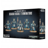 Warhammer - Thousand sons Scarab Occult Terminators