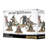 Warhammer : Age of Sigmar Nurgle Rotbringers Putrid Blightkings