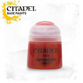 Citadel Base Paint - Mephiston Red - 12ml
