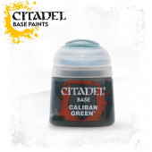 Citadel Base Paint - Caliban Green - 12ml