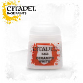 Citadel Base Paint - Ceramite White - 12ml