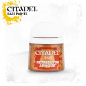 Citadel Base Paint -Retributor Armour - 12ml
