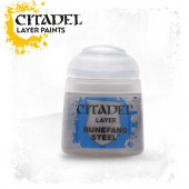 Citadel Layer Paint - Runefang steel - 12ml