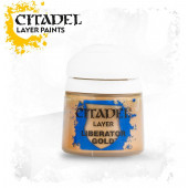 Citadel Layer Paint -Liberator Gold - 12ml