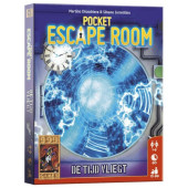 999 Games - Pocket Escape Room: De Tijd vliegt - Breinbreker