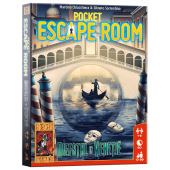999 Games - Pocket Escape Room: Diefstal in Venetië - Breinbreker