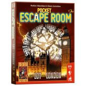 999 Games - Pocket Escape Room: Het lot van Londen - Breinbreker