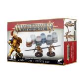 Warhammer Age of Sigmar Stormcast Eternals Vindictors + Paint Set (60-10)