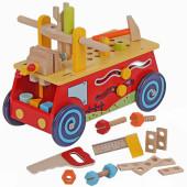 Playwood - Loopauto werkbank