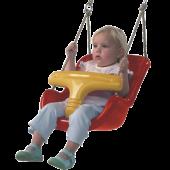 KBT - Babyschommel Luxe Rood