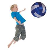 XL Volleybal 40cm - Blauw