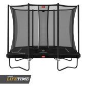 BERG Ultim Favorit 280 Black + Safety Net Comfort