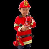 Melissa & Doug - Verkleedkleren Brandweer