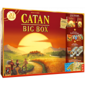 999 Games - Catan: Big Box Jubileumeditie - Bordspel