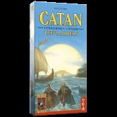 999 Games - Catan Zeevaarders Uitbreiding voor 5 & 6 Spelers