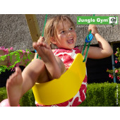 Jungle Gym - Jungle Sling Swing Kit - Geel