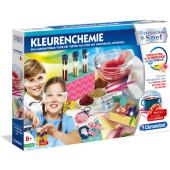 Clementoni - Kleurenchemie - Wetenschap & Spel
